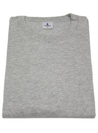 T-Shirt Doppelpack - Rundhals - grau - ohne OVP