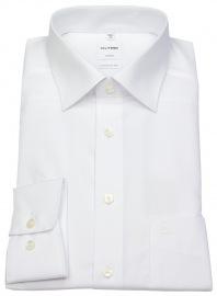 Hemd - Luxor Comfort Fit - New Kent Kragen - weiß