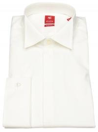 Festliches Hemd - Slim Fit - Kläppchenkragen - UMA - beige