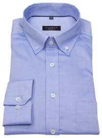 Hemd - Comfort Fit - Button Down - Oxford - blau - ohne OVP
