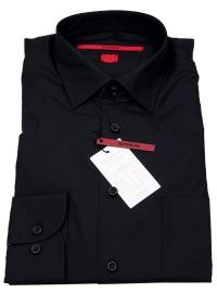 Hemd - Modern Fit - schwarz