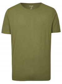 Level Five Body Fit - T-Shirt - Rundhals-Ausschnitt - oliv