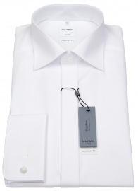 Galahemd - Luxor Comfort Fit - Umschlagmanschette - weiß