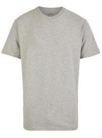 T-Shirt Doppelpack - Rundhals - grau