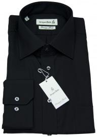 Hemd - Eton Kragen - schwarz - ohne OVP