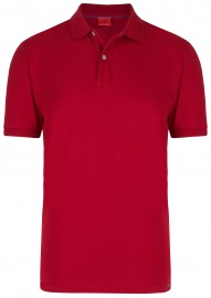 Poloshirt - Level Five Body Fit - dunkelrot