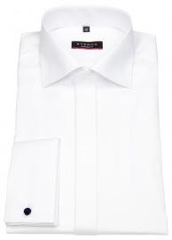 Eterna Galahemd - Modern Fit - Umschlagmanschette - weiß