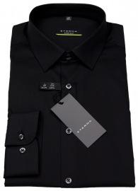 Hemd - Super Slim Fit - schwarz - ohne OVP
