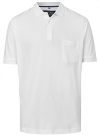 Poloshirt - Quick Dry - weiß
