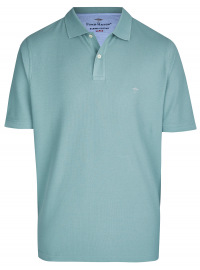Poloshirt - Casual Fit - Baumwolle - grün