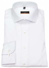 Hemd - Slim Fit - Cover Shirt - extra blickdicht - weiß