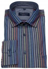 Hemd - Comfort Fit - Streifen - mehrfarbig