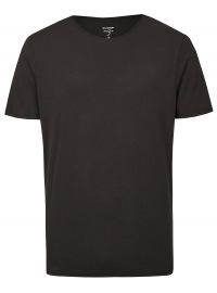 Level Five Body Fit - T-Shirt - Rundhals-Ausschnitt - schwarz
