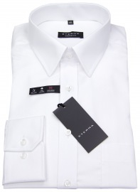 Hemd - Comfort Fit - Kentkragen weiß - langer Arm 72cm - ohne OVP