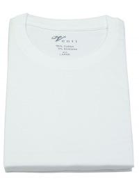 T-Shirt Doppelpack - Rundhals - weiß - ohne OVP