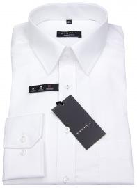 Hemd - Comfort Fit - Kentkragen weiß - langer Arm 72cm