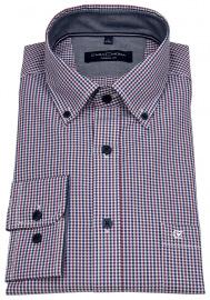 Casa Moda Hemd - Comfort Fit - Button Down Kragen - mehrfarbig