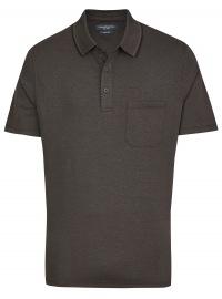 Casa Moda Poloshirt - Regular Fit - anthrazit