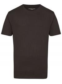 Casa Moda T-Shirt Doppelpack - Rundhals - schwarz