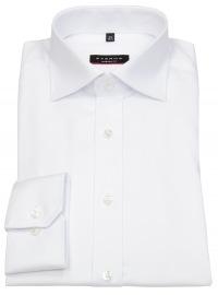 Eterna Hemd - Modern Fit - blickdicht - weiß - extra kurzer Arm 59cm