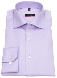 Eterna Hemd - Modern Fit - Cover Shirt - extra blickdicht - flieder