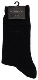 Eterna Socken - schwarz