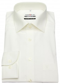 Marvelis Hemd - Comfort Fit - helles beige