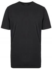 Marvelis T-Shirt Doppelpack - Modern Fit - Rundhals - schwarz