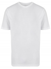 Marvelis T-Shirt Doppelpack - Modern Fit - Rundhals - weiß