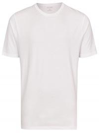 OLYMP T-Shirt Doppelpack - Rundhals - weiß