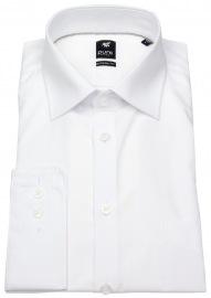 Pure Hemd - Modern Fit - Kentkragen - weiß