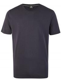 Strellson T-Shirt - Regular Fit - Rundhals-Ausschnitt - blau