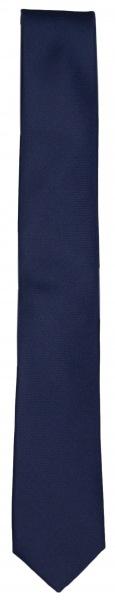 OLYMP Seidenkrawatte - Super Slim - dunkelblau - 4697 00 18