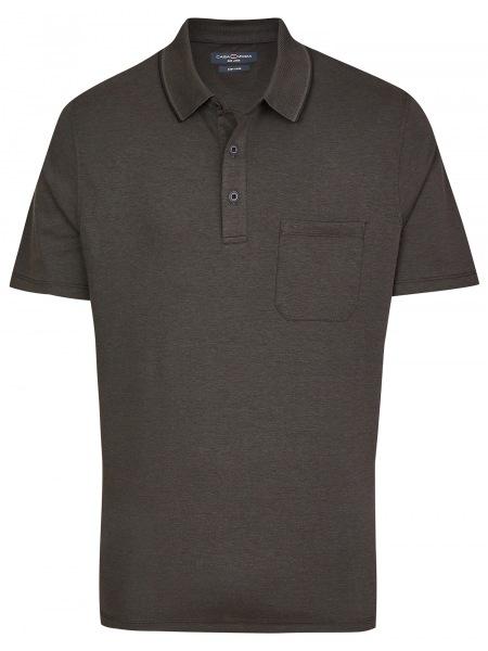 Casa Moda Poloshirt - Regular Fit - anthrazit - 993106500 767