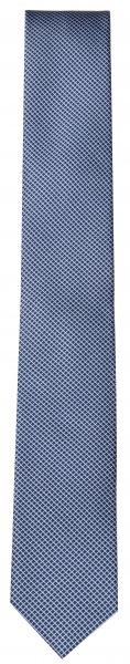 OLYMP Seidenkrawatte - Super Slim - blau / hellblau - 1776 40 18