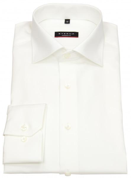 Eterna Hemd - Modern Fit - Cover Shirt - extra blickdicht - hellbeige - 8817 X18K 21
