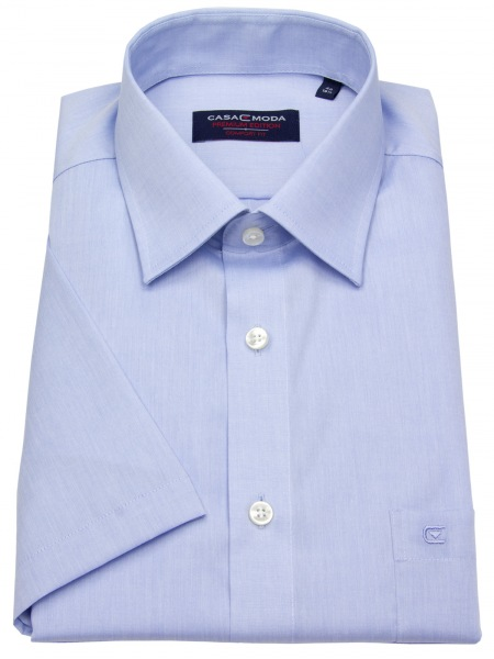 Casa Moda Kurzarmhemd - Comfort Fit - hellblau - 008070 115