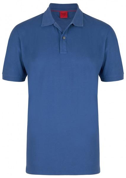 OLYMP Poloshirt - Level Five Body Fit - blaugrau - 7500 12 96