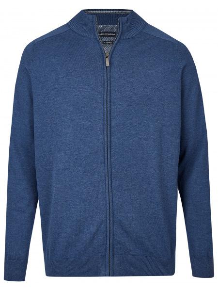 Casa Moda Cardigan - blau - 004450 144