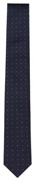 OLYMP Seidenkrawatte - Super Slim - blau - 1733 20 18