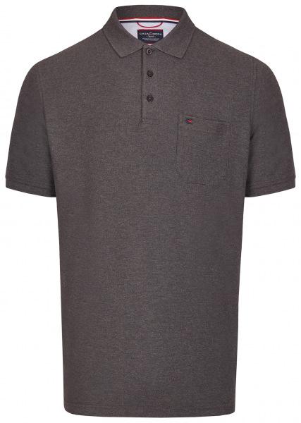 Casa Moda Poloshirt - Pima Cotton - anthrazit - 004370 766