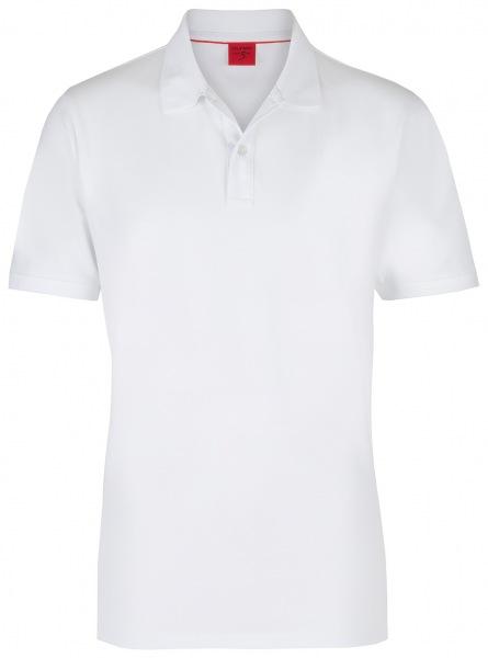 OLYMP Poloshirt - Level Five Body Fit - weiß - 7500 12 00