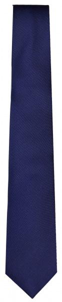 Seidensticker Seidenkrawatte - Slim - dunkelblau - 175083 19