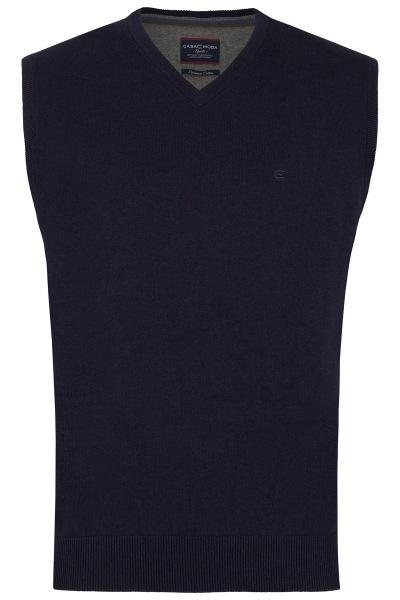 Casa Moda Pullunder - dunkelblau - 004160 135