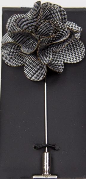 J. Ploenes Reversblume - schwarz / weiß - 16043 004