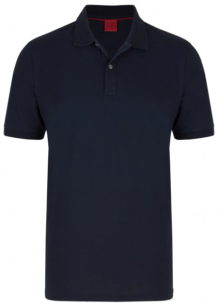 OLYMP Poloshirt - Level Five Body Fit - dunkelblau - 7500 12 18