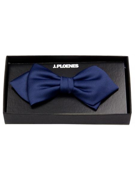 J. Ploenes Schleife / Fliege - Spitz - blau - 18004 023