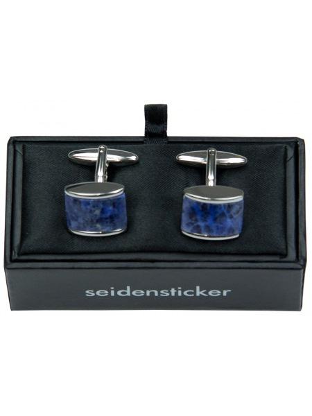 Seidensticker Manschettenknöpfe blau - SE 42.902 RV4