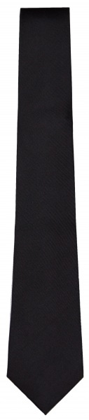 Seidensticker Seidenkrawatte - Slim - schwarz - 175083 39