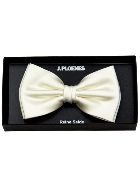 J. Ploenes Schleife / Fliege - Seide - champagner - 18001 020
